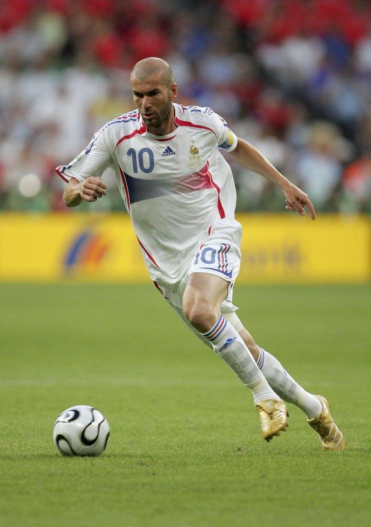 Semi-final Portugal v France - World Cup 2006