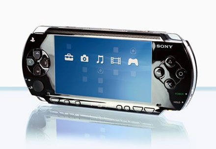 Sony PSP - Ultimate Portable Handheld Gaming Device