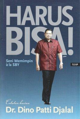 Cover Buku Harus Bisa!