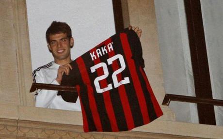 Kaka Stay at Milan