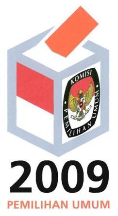 Pemilu 2009 logo