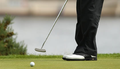 Putting is the Simplest Shot in Golf