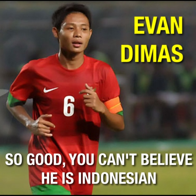 Evan Dimas - Kapten Timnas U19