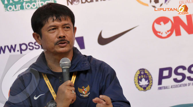 Indra Sjafri - Coach Timnas U19