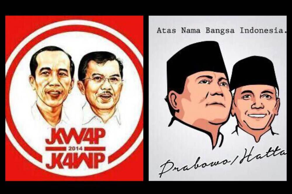 Siapakah Presiden Pilihan Anda: Jokowi atau Prabowo?