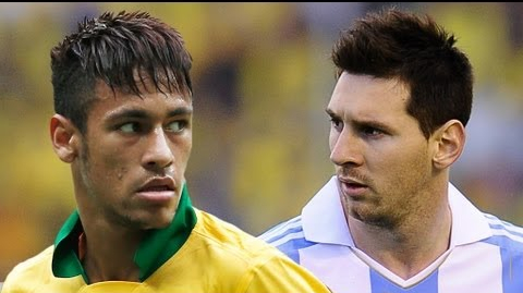 Messi vs Neymar: New Maradona or New Pele?