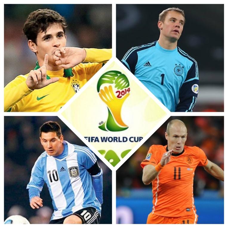 Semifinalis Piala Dunia 2014
