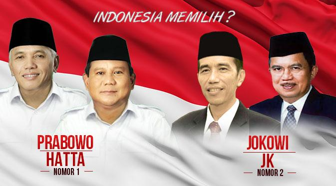 Pemilihan Presiden Indonesia 2014