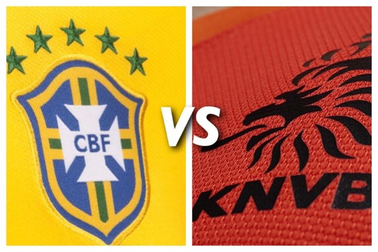 Prediksi Final Piala Dunia 2014: Brazil vs Belanda