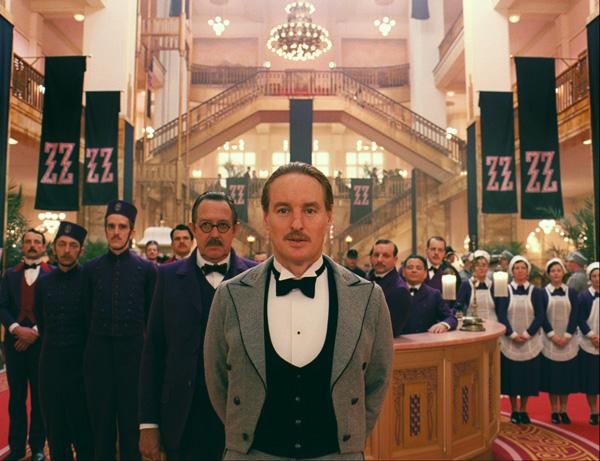 "Scene from ""Grand Budapest Hotel"" (2014)"