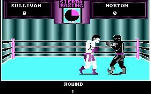 Sierra Boxing screenshot