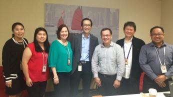 Sharing Session with HSBC Manila HR Team – www