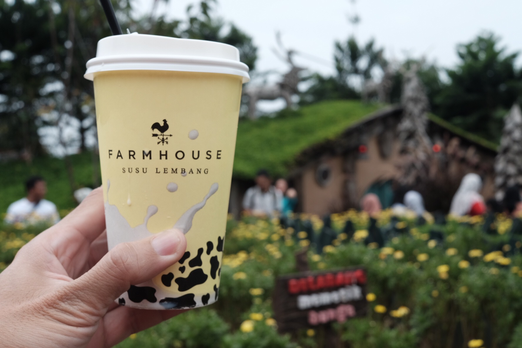 European Taste At Farmhouse Lembang Www Ibenimages Com