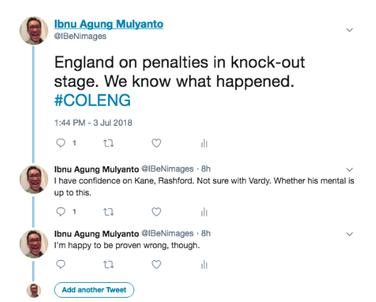 Penalties Twitter