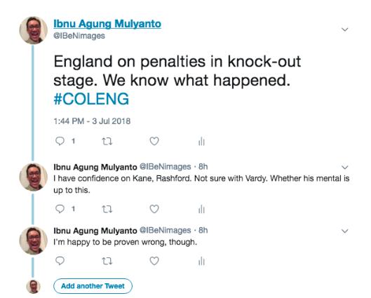 Penalties Twitter