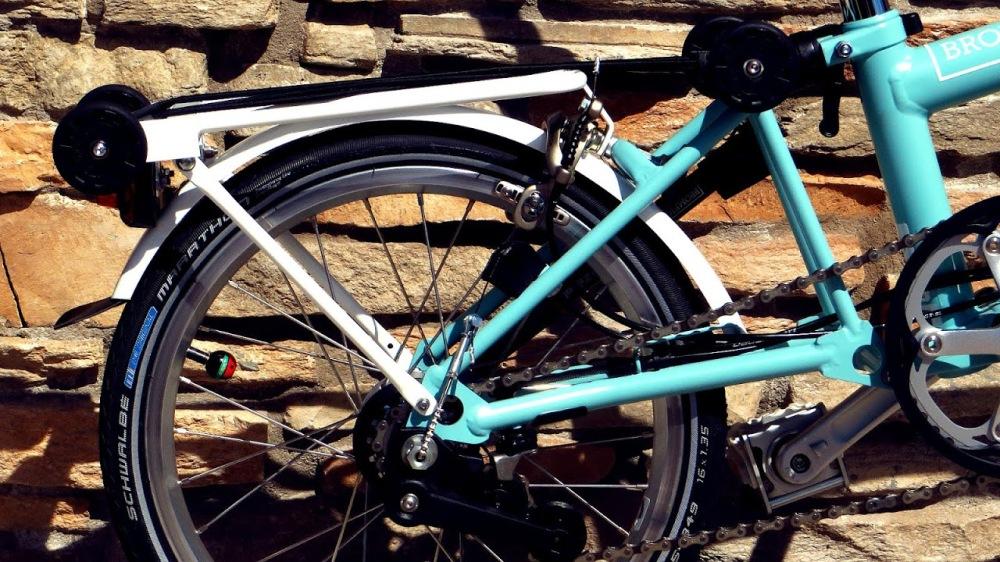 brompton front rack - Recherche Google - Bikes - Pinterest - Search-732781