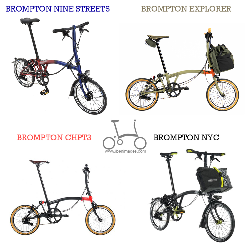 Brompton Special Edition